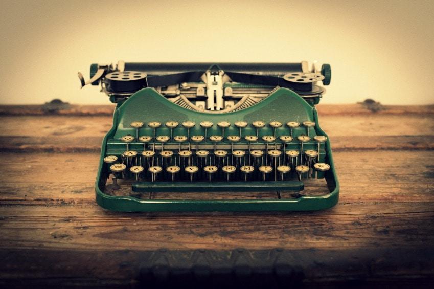typewriter-cross-process