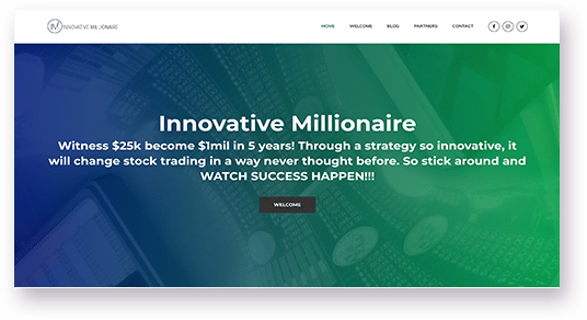 Innovative Millionaire Screenshot