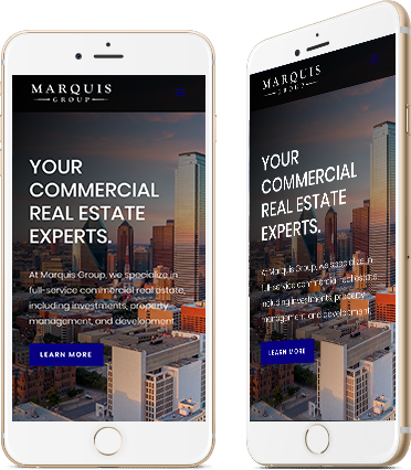 marquis mobile website