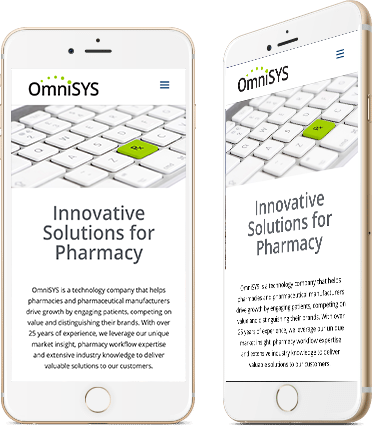 Omnisys Mobile Screenshot