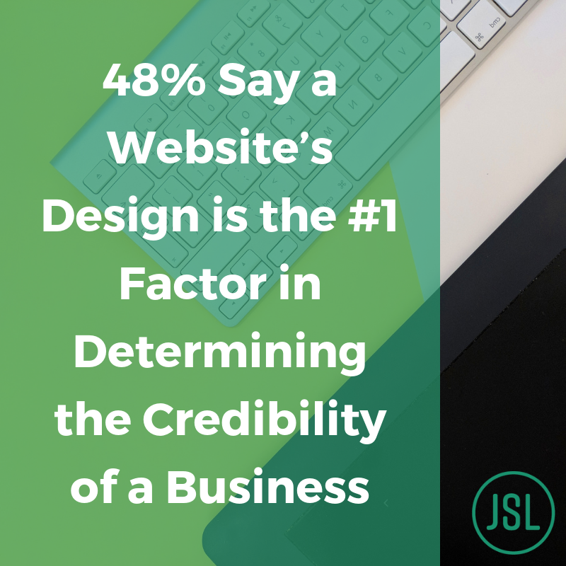 Determine the credibility of business graphic