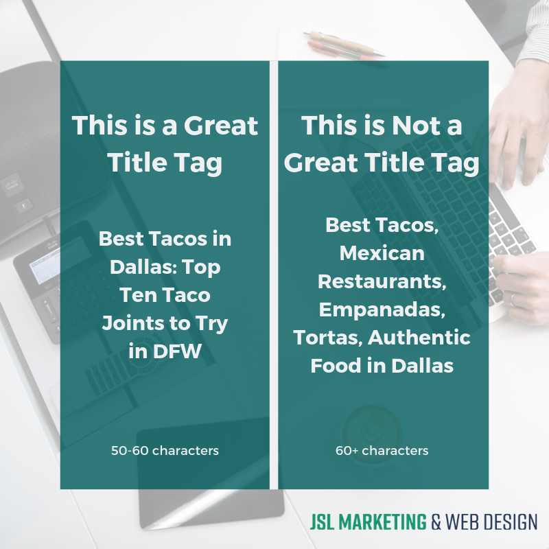 Title Tag Blog Graphic