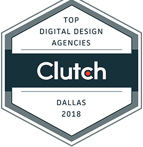 Clutch Top Digital Design Agencies Dallas 2018