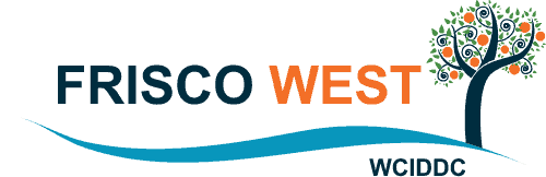 Frisco West Color Logo