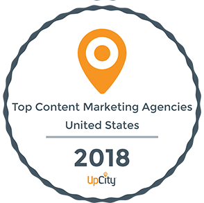 Upcity Top Content Marketing Agencies United States