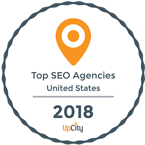 Upcity Top SEO Agencies 2018