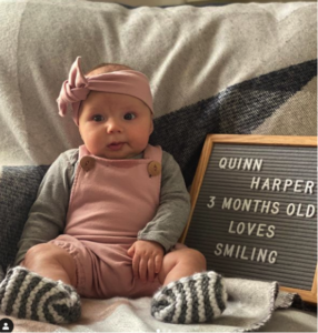 Quinn Baby Picture