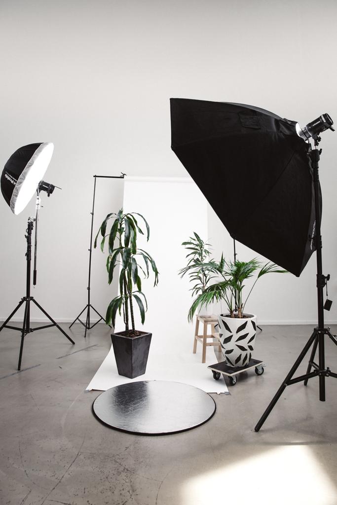 photography lighting studio