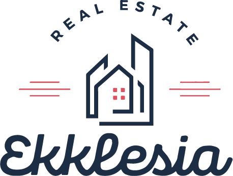 Ekklesia Real Estate official logo