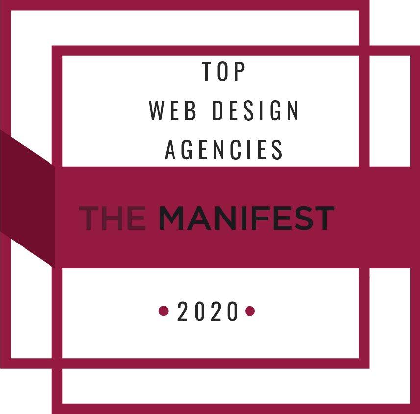 The manifest top web design agencies in dallas
