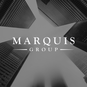 Marquis Group graphic design project