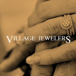 Village Jewelers graphic design project