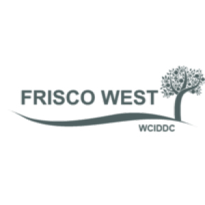 Frisco West Business Logo