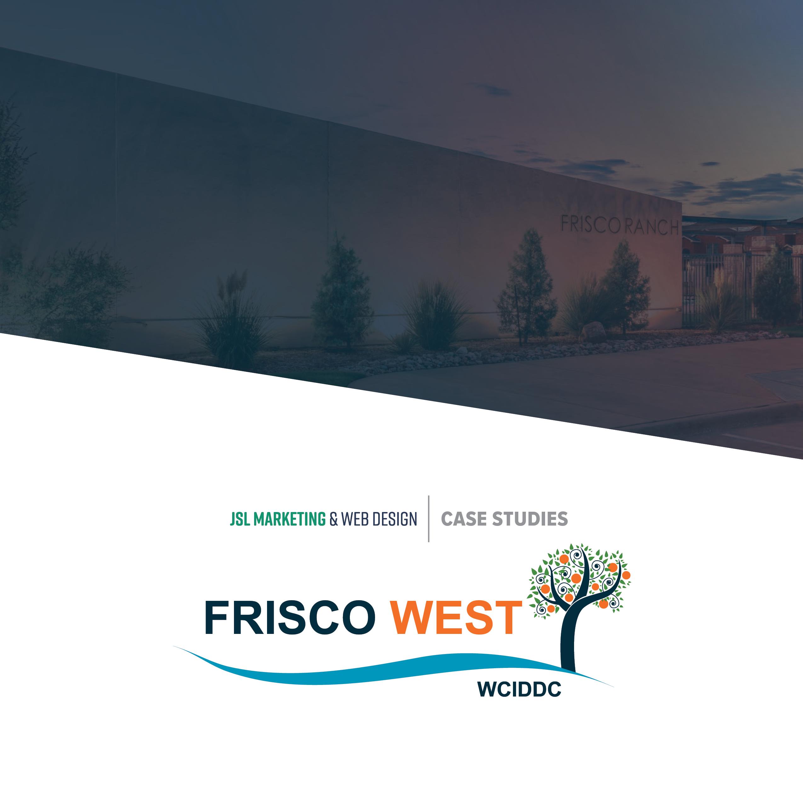 Frisco west branding case study