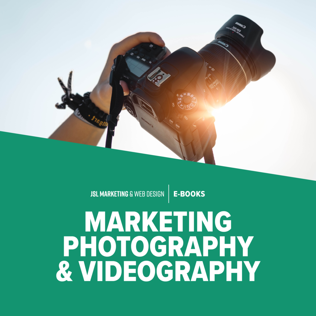 JSL photography & videography ebook Cover photo