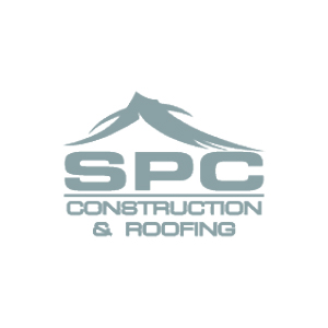 SPC Construction & Roofing Logo
