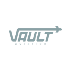 Vault Aviation business logo