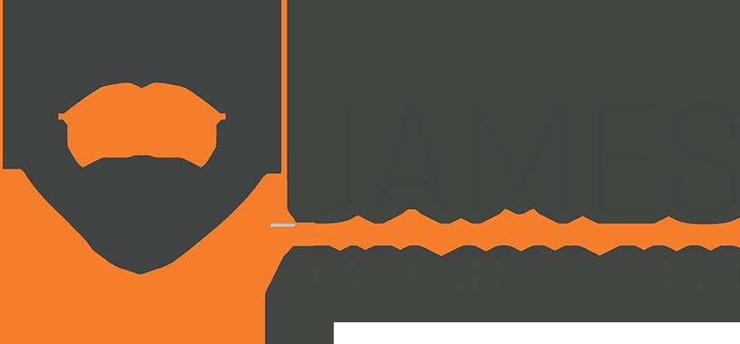 James Eats Good Food full color logo