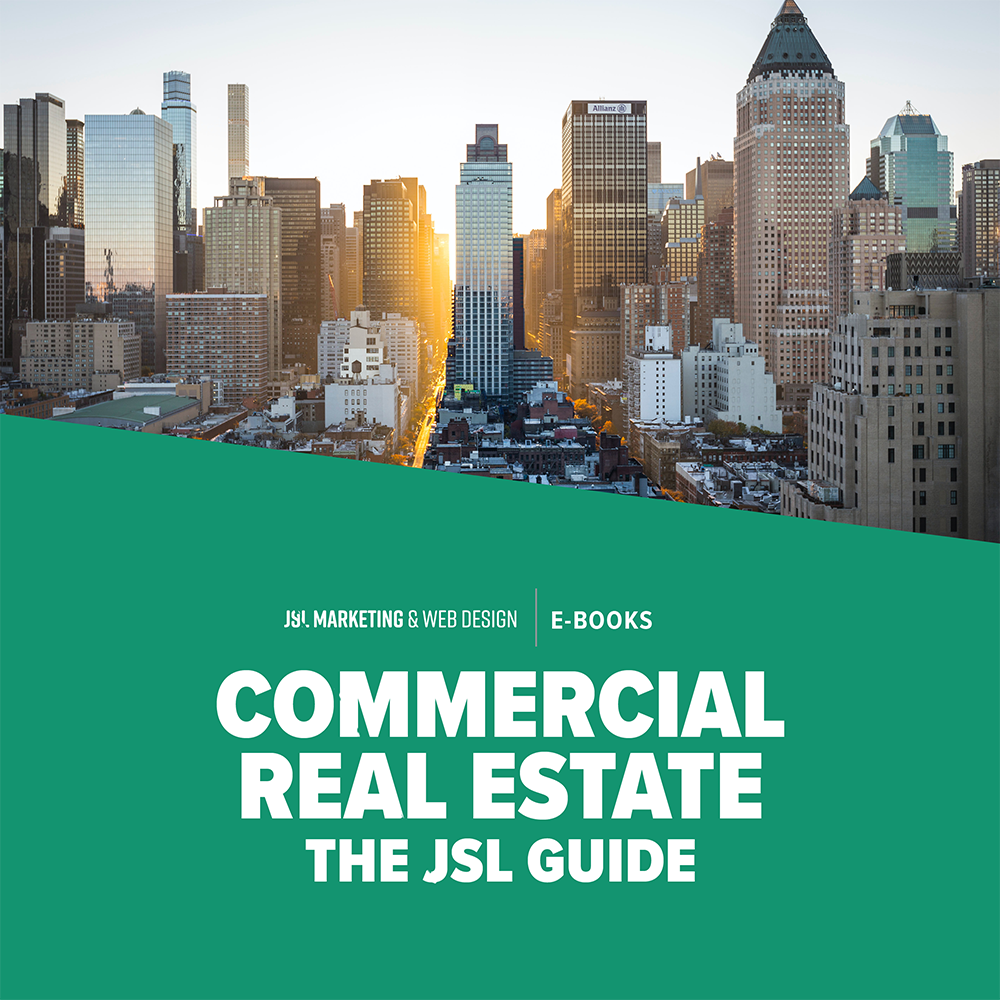 JSL Ebook Commercial Real Estate Marketing
