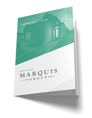 Marquis Group Web Design Case Study