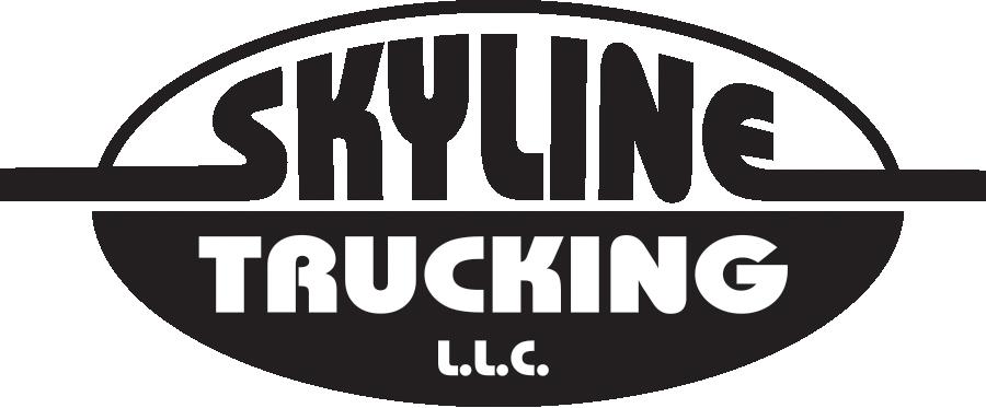 Skyline Trucking Logo