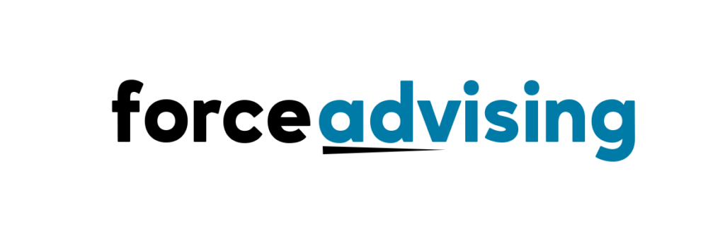 Force advising business logo