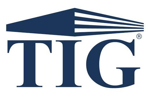 TIG Real estate business logo